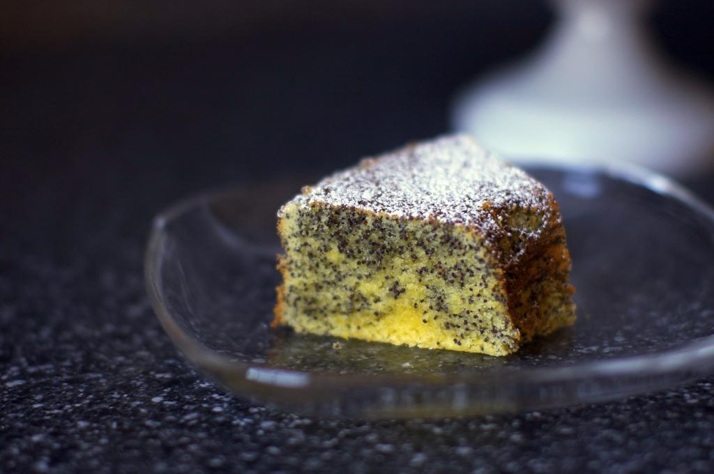 Moosewood Lemon Poppy Seed Cake Recipe