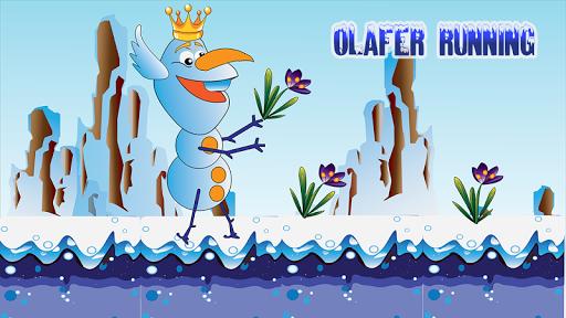 Olafer Running Game Free