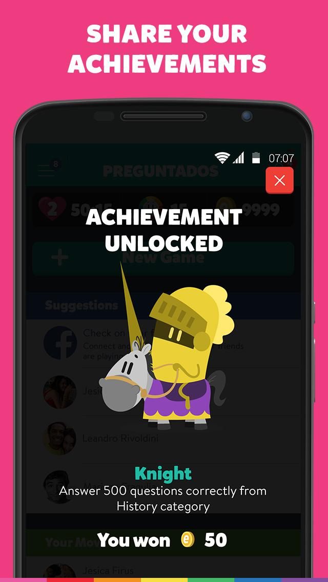 Trivia Crack (Ad free) screenshot #6