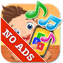 No Ads Key - Baby Phone icon