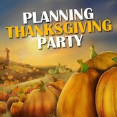 Planning Thanksgiving Party