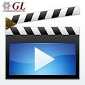 GLVideoTest logo
