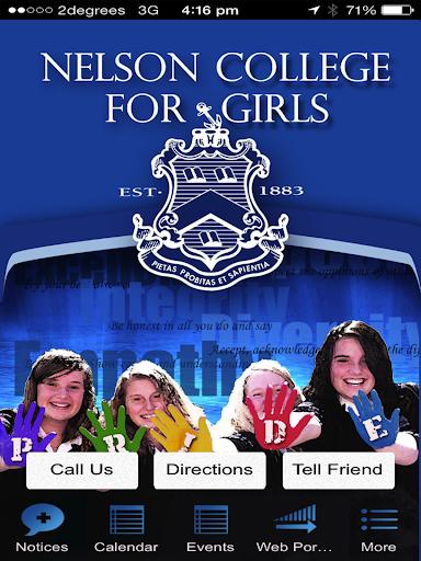教育必備APP下載|Nelson College For Girls 好玩app不花錢|綠色工廠好玩App