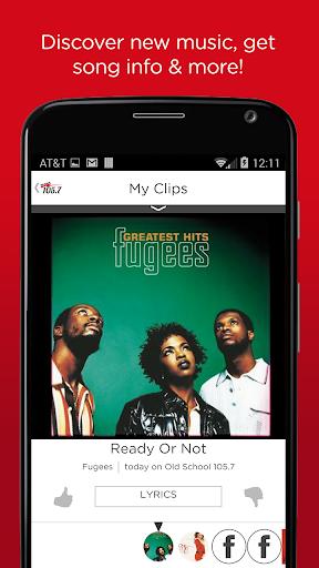 【免費音樂App】Old School 105.7-APP點子