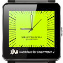 Square Clock1 for SmartWatch 2 icon