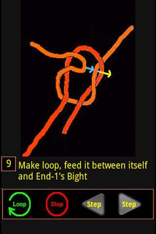 Best Knots - Animated Knots- screenshot