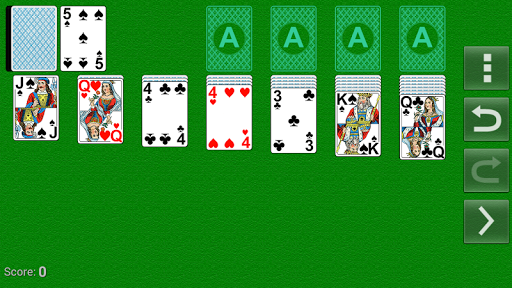 Solitaire-Spider-Freecell