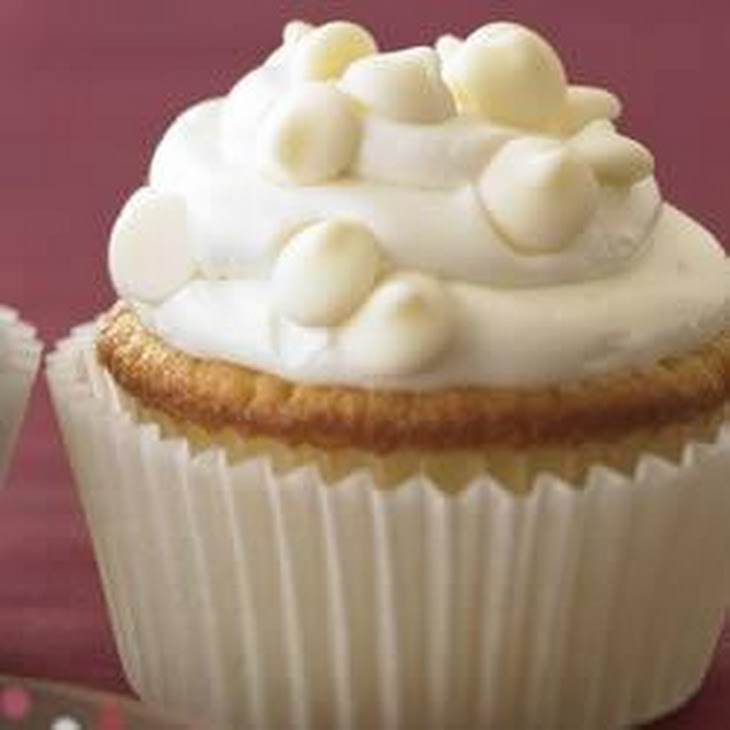 White Chocolate Cupcakes