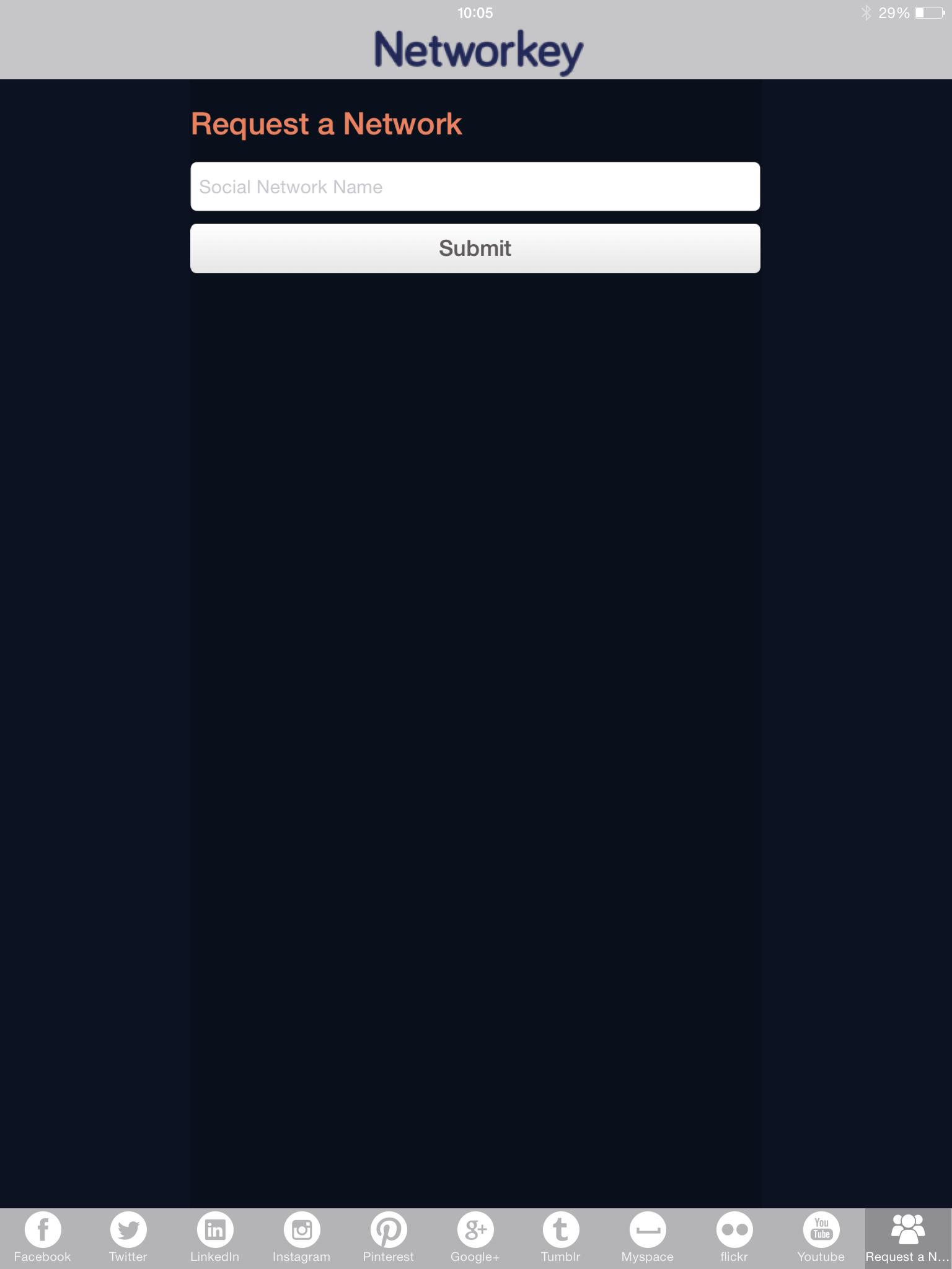 Networkey screenshot #3