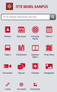 İYTE Mobil- screenshot thumbnail
