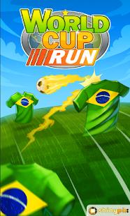 World Cup Run Brazil 2014