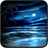 Beautiful Moon Wallpapers mobile app icon