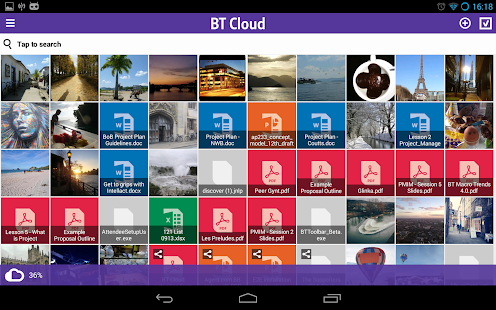 BT Cloud - screenshot thumbnail
