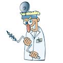 Frases del doctor del sarcasmo logo