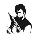 Chuck Norris Facts logo