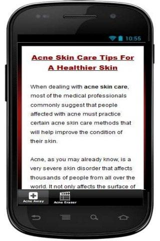 Acne Tips - screenshot