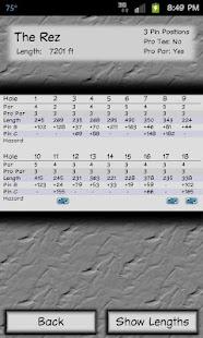 Disc Golf Companion- screenshot thumbnail