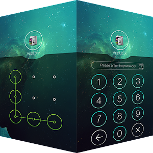 AppLock Theme Space for Android