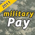 Military Pay 2010 logo