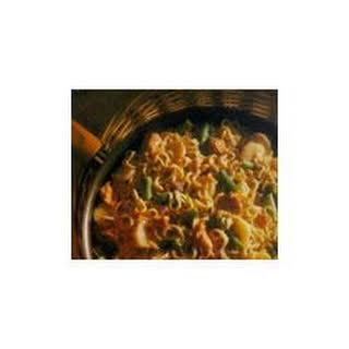 Cheesy Tuna and Noodles.