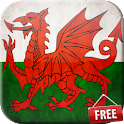 Flag of Wales Live Wallpaper icon