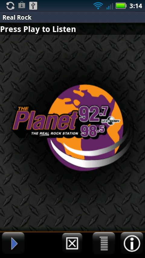 92 7 & 98 5 The Planet/WCMI-FM (Android) reviews at Android Quality