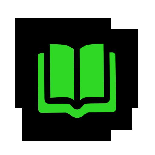 電子ブックリーダー 書籍 App LOGO-硬是要APP