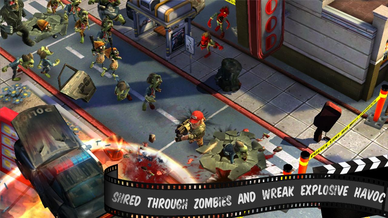 Zombiewood – Zombies in L.A!- screenshot