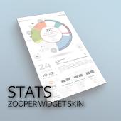 Stats Zooper Widget Skin