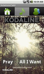 Kodaline - screenshot thumbnail