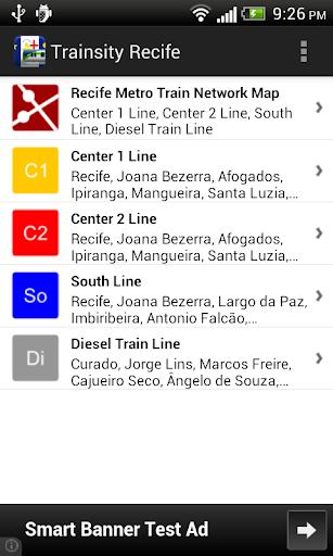 Trainsity Recife Metro