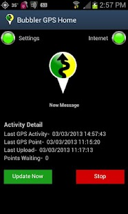 Bubbler GPS Pro- screenshot thumbnail