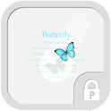 Sky butterfly protector theme icon