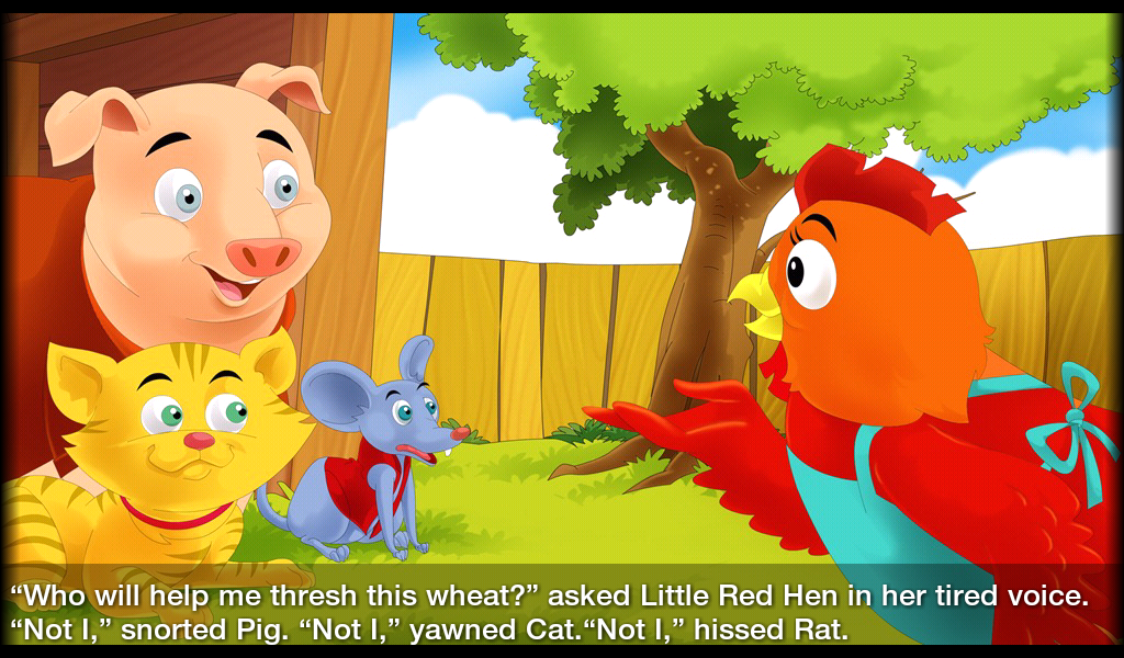 istorybooks screenshot - Free Images Of Kids