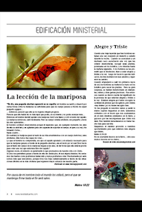 Revista La Fuente- screenshot thumbnail