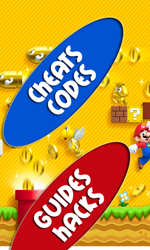 Super Mario Cheats Bros 2 - screenshot