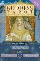 Screenshot of Goddess Tarot Lite