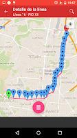 Screenshot of Bus Madrid