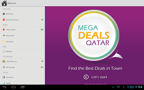 Mega Deals Qatar screenshot 4