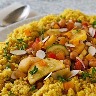 Seven-Vegetable Couscous.