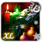 Christmas in HD Gyro 3D XL icon