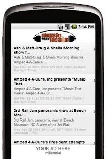 Amped 4 a Cure- screenshot thumbnail