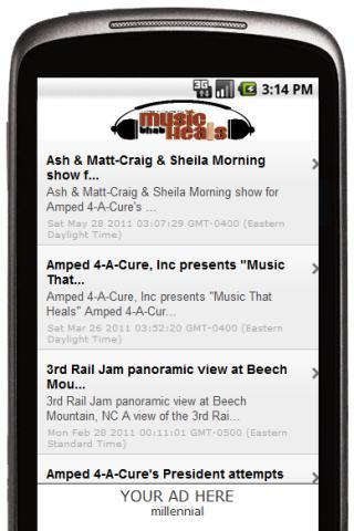 Amped 4 a Cure- screenshot