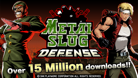METAL SLUG DEFENSE Screenshot 29
