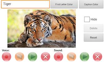 Screenshot of Animal Sounds Games for kids