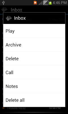 Call Recorder - screenshot