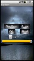 Screenshot of Sleep Storm