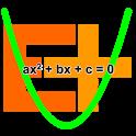 Ecuaciones de 2º Grado icon