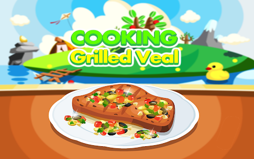 Cooking Grilled Veal- screenshot thumbnail