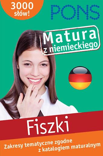 Fiszki - matura z niemieckiego